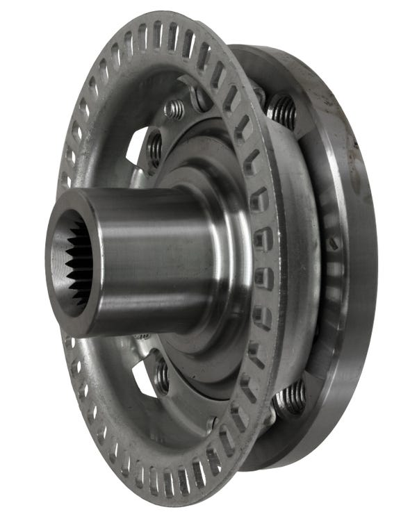 Front Wheel Hub with ABS Ring 4x100 PCD