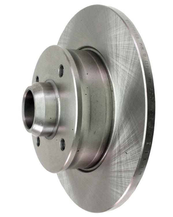 Rear Brake Disc 226mm, 4x100