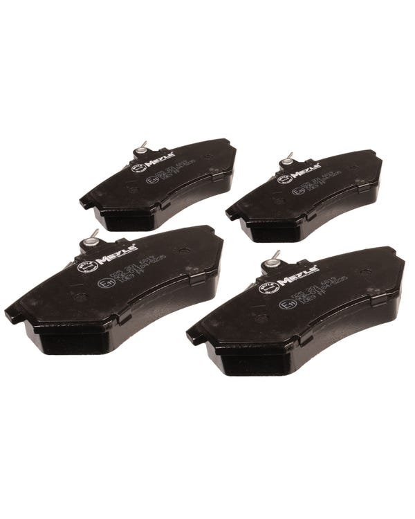 Front Brake Pad Set for 280mm Discs