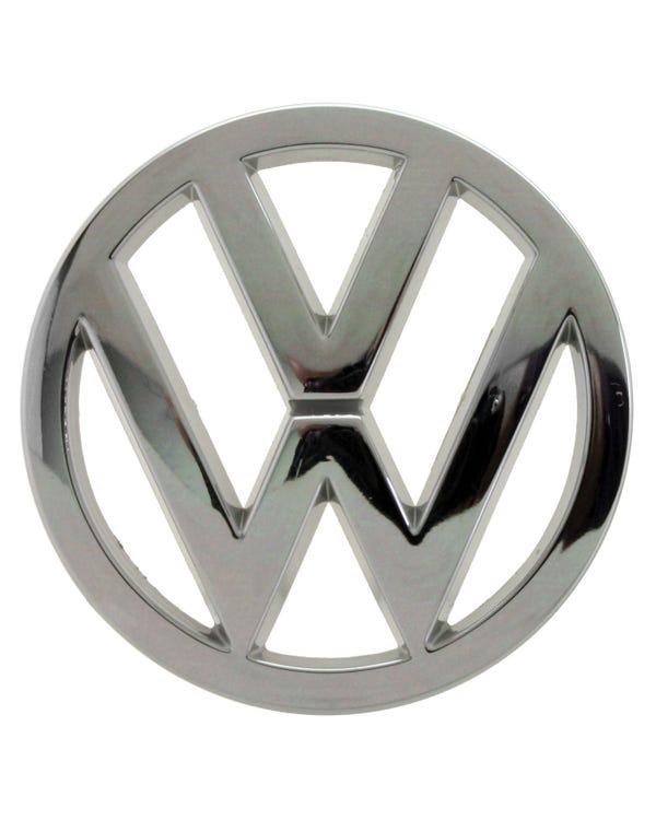 Rear VW Badge, Chrome
