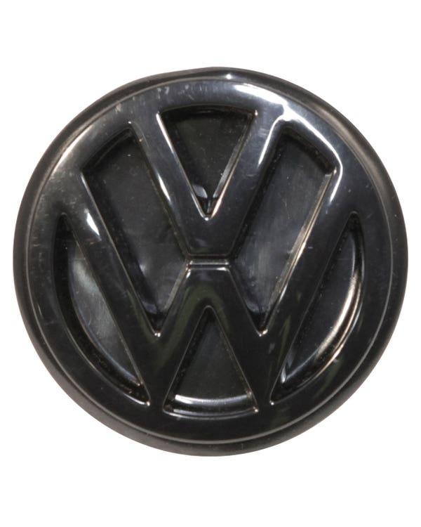 Rear VW Emblem in Black