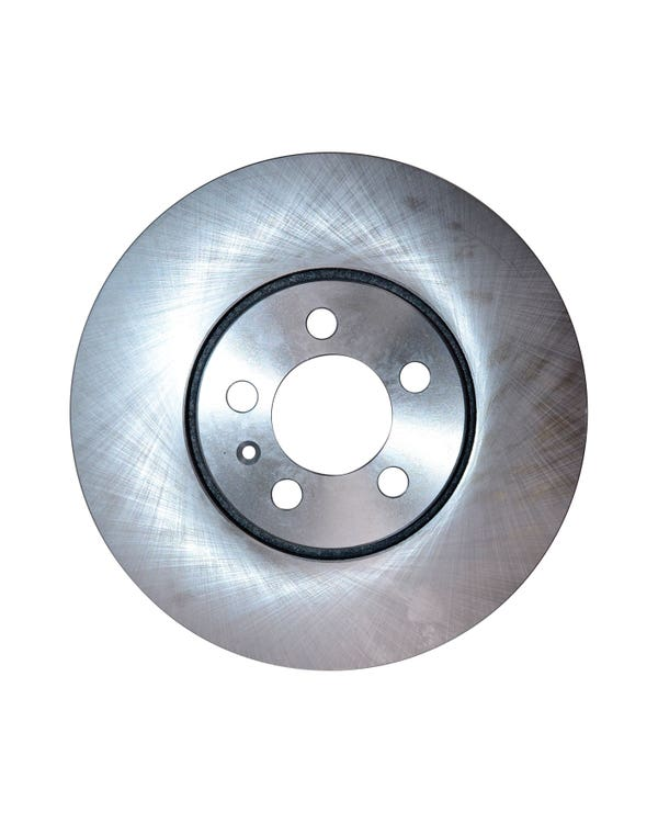 Front Brake Rotor, Vented, 288mm
