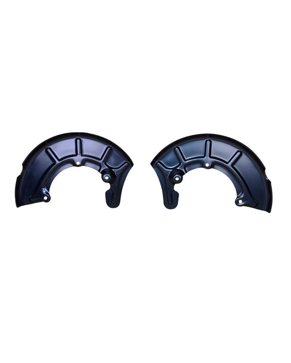 Front Rotor Backing Plates (Pair) for 280mm Rotors