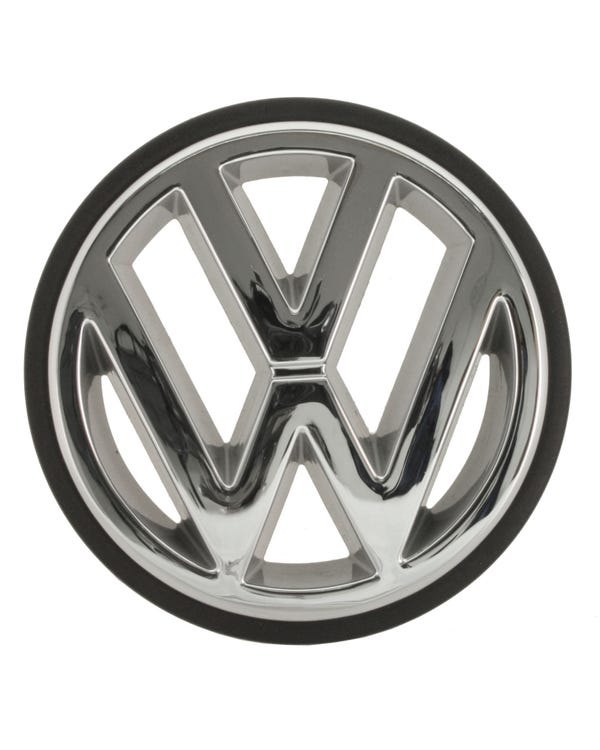 Emblema frontal VW Cromado 95mm