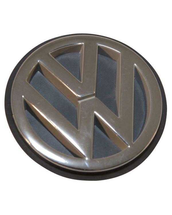 Rear VW Emblem in Chrome