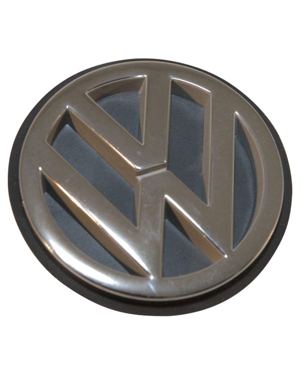 Rear VW Emblem in Chrome