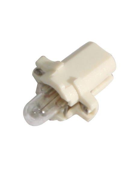 Glühlampe für Amaturenbrettbeleuchtung mit weißer Basis