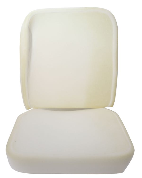 Seat Padding Kit for 1/3 Bucket Seat Including the Back and Base