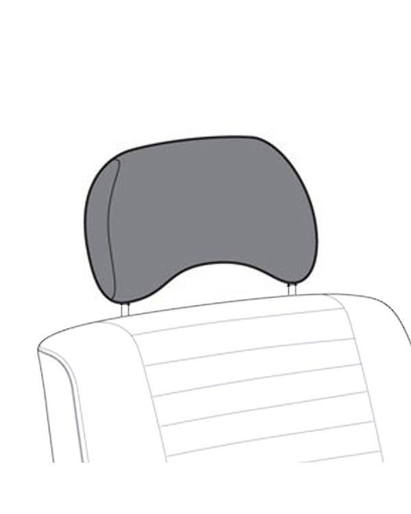 Kopfstützenbezüge aus glattem Vinyl