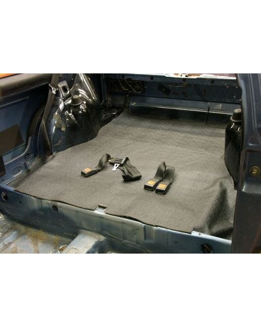 Boot Load Floor Heavy Duty Mat
