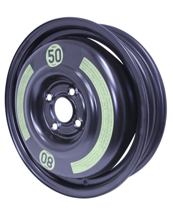Space Saver Spare Wheel 15x3.5