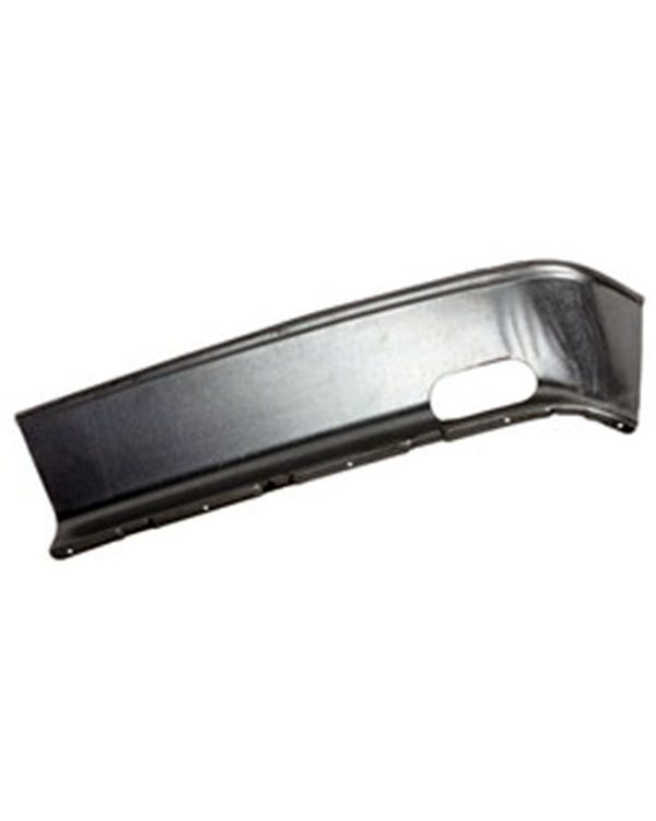 Heat Shield for the Rear Bumper