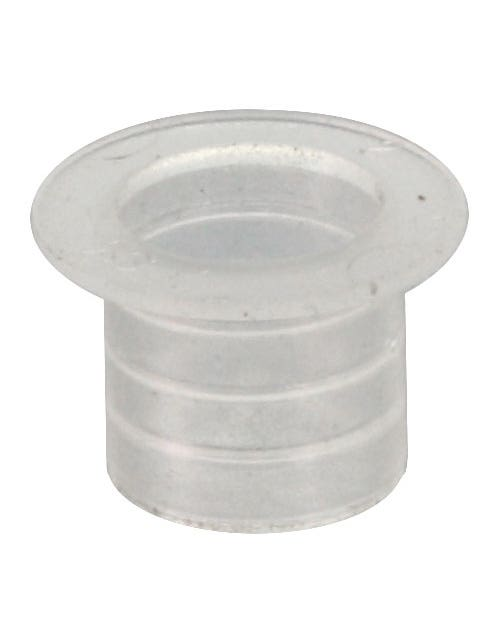 Corrado clip / sleeve for scuttle rain cover