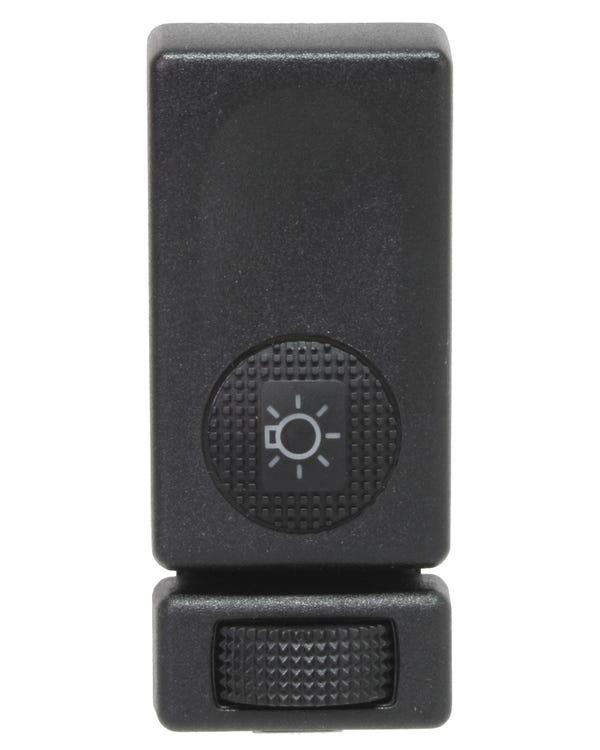 Headlight switch for UK Spec Corrado