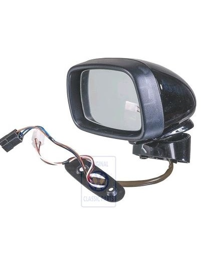 Außenspiegel, rechts, elektrisch und beheizt, Rechtslenker