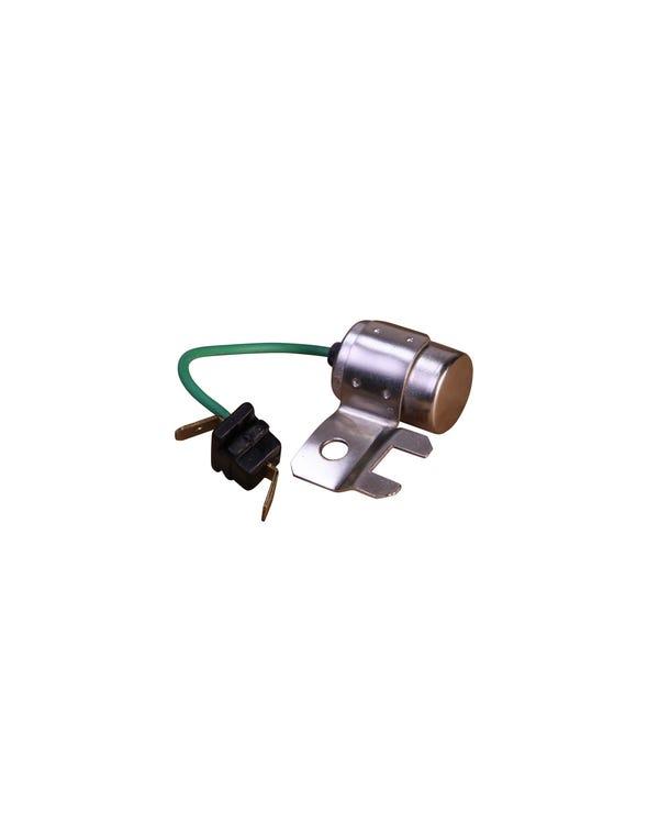 Condensador para distribuidor