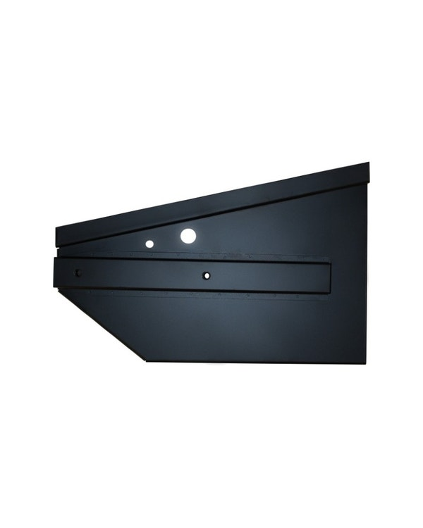 Battery Box Side with Bumper Bracket, Left