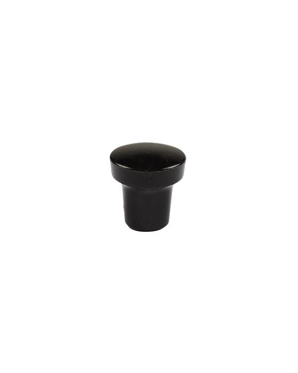 Knob for Door Quarter Window Latch Black