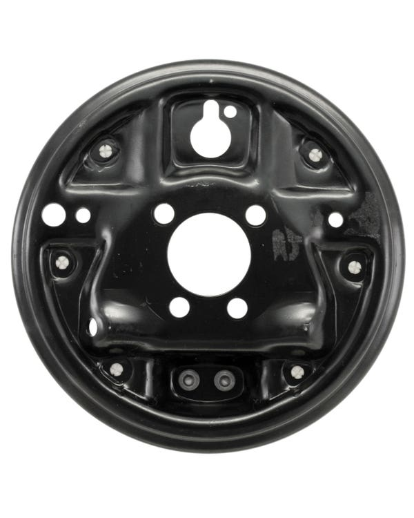 Rear Brake Drum Backing Plate Right