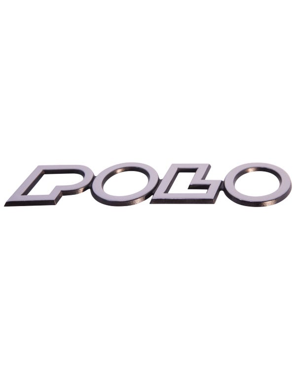 Polo Inscription Rear Badge