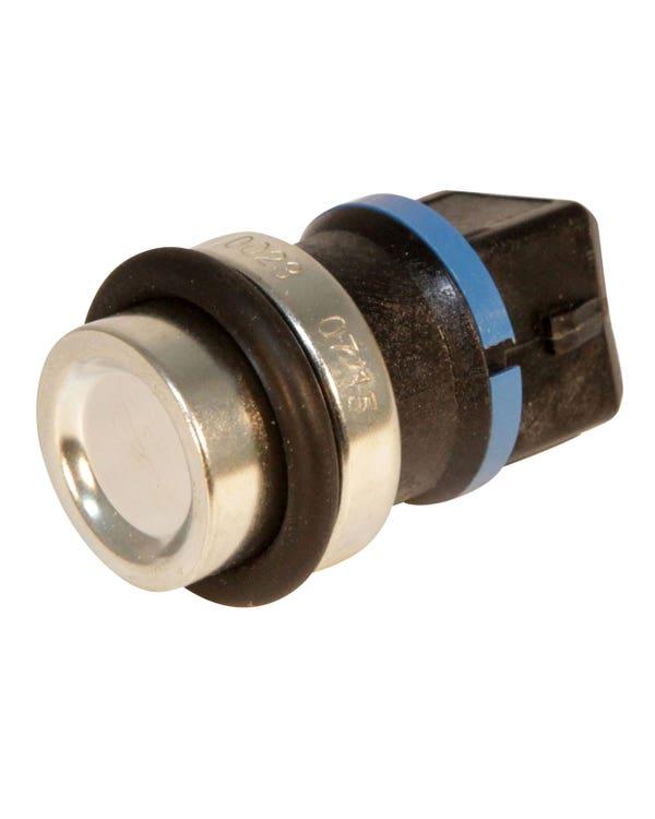 Temperature sensor for the gauge, 20mm, 4 pin, black/yellow