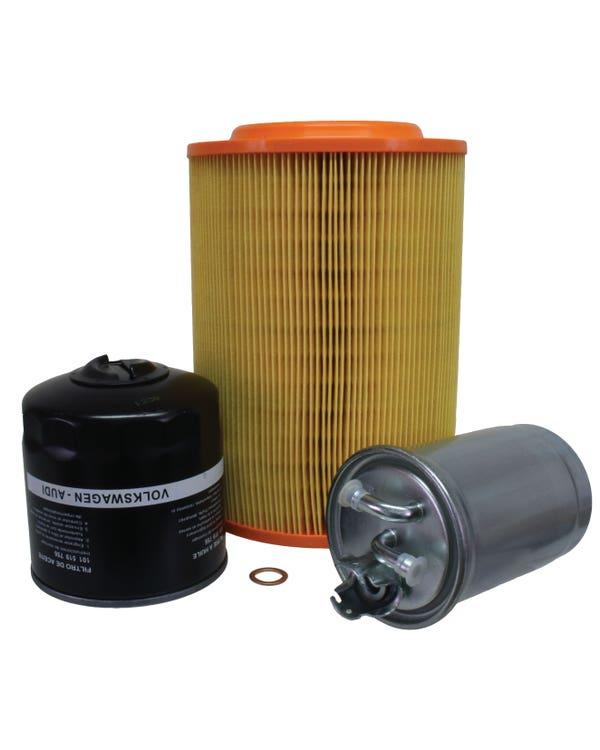 Kit de mantenimiento de motores 1.9 diésel o turbodiésel 1X o ABL
