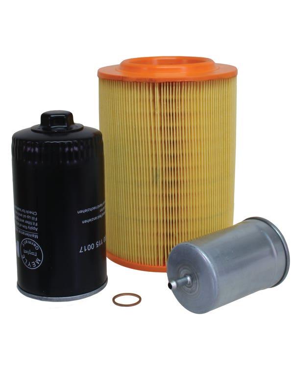 Kit de mantenimiento de motores de gasolina 2.5 AAF ACU/AEN