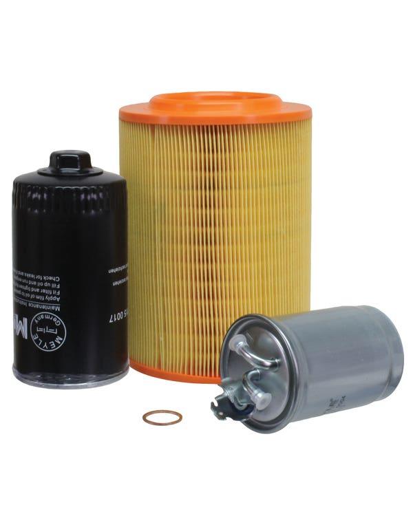 Kit de mantenimiento de motores diésel 2.4 AAB