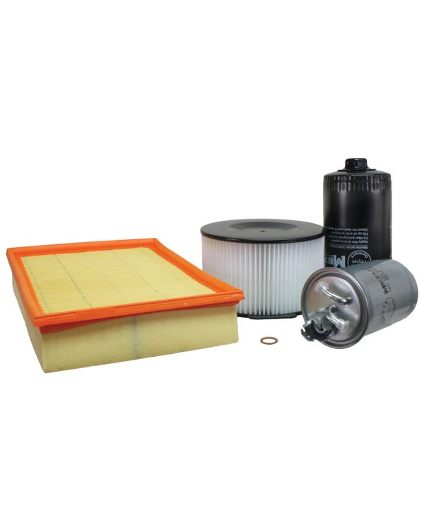 Kit de mantenimiento de motores 2.4 diésel o 2.5 turbodiésel