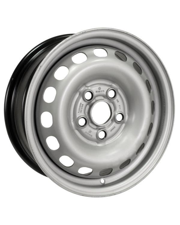 Steel Wheel 6Jx15'' ET44 Oval Holes