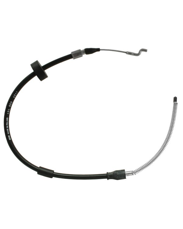 Emergency Brake Cable for Drums 852mm