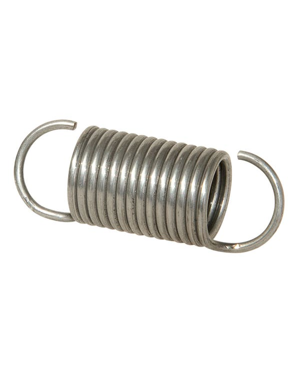 Muelle tensor del cable de freno de mano