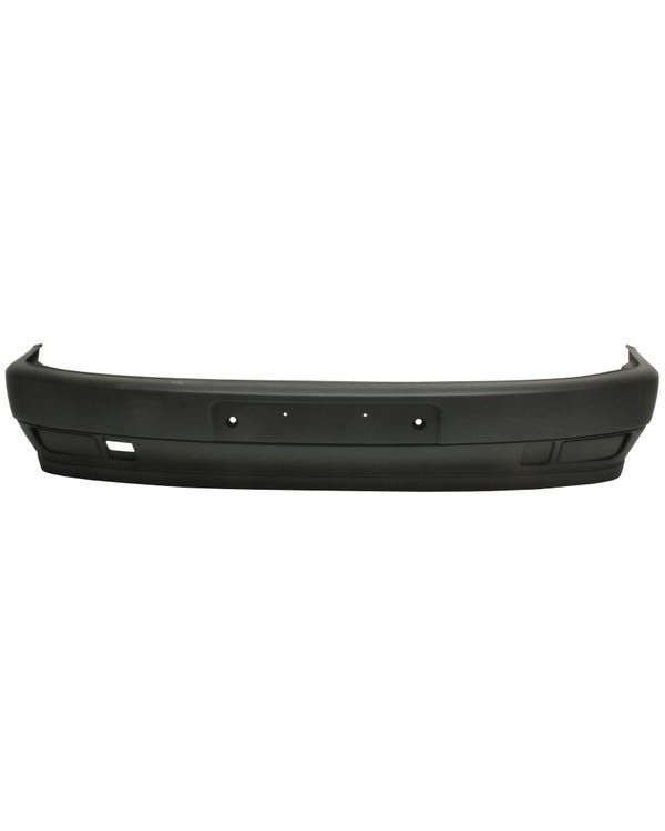 Front Textured Bumper for Short Nose with no Fog Lights
