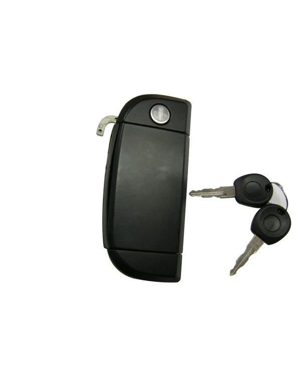 Left Front Door Handle with Keys