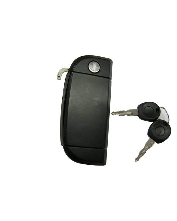 Türgriff, vorne links, mit Schlüssel