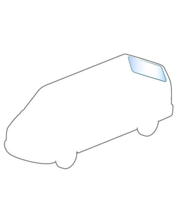 Rear Window Tailgate Heated Clear