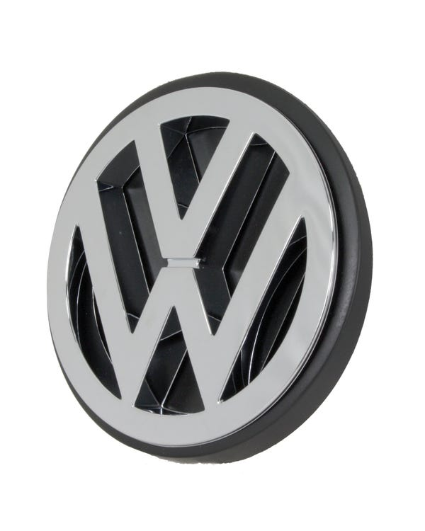 Chrome VW Badge for Grille and Tailgate