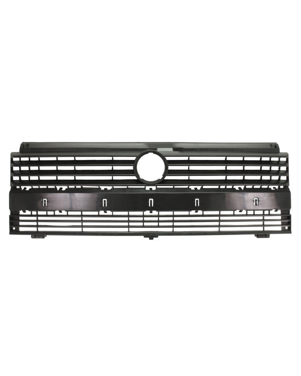 Front Grille Black for Short Nose Model