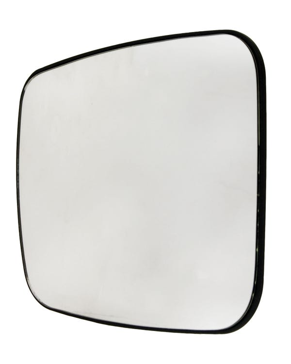 Left Hand Heated Door Mirror Glass for Right Hand Drive