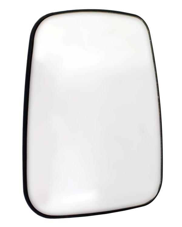 Left Hand Non Heated Door Mirror Glass for Right Hand Drive
