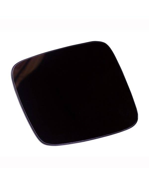 Right Hand Non Heated Flat Door Mirror Glass for Right Hand Drive