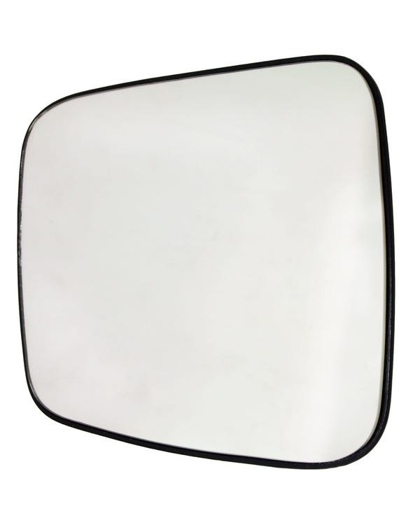 Right Hand Heated Door Mirror Glass for Right Hand Drive