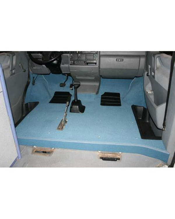 Cab Floor Carpet for Left Hand Drive Specify color Short Type with Arch Under Felt
