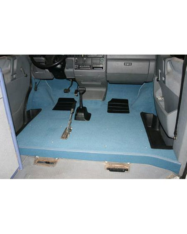 Cab Floor Carpet for Left Hand Drive Specify Colour Short Type with Arch Under Felt