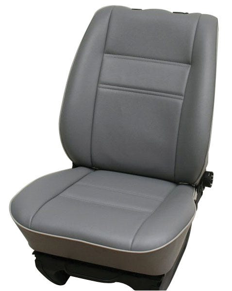 Seat Cover for Single Seat in Vinyl