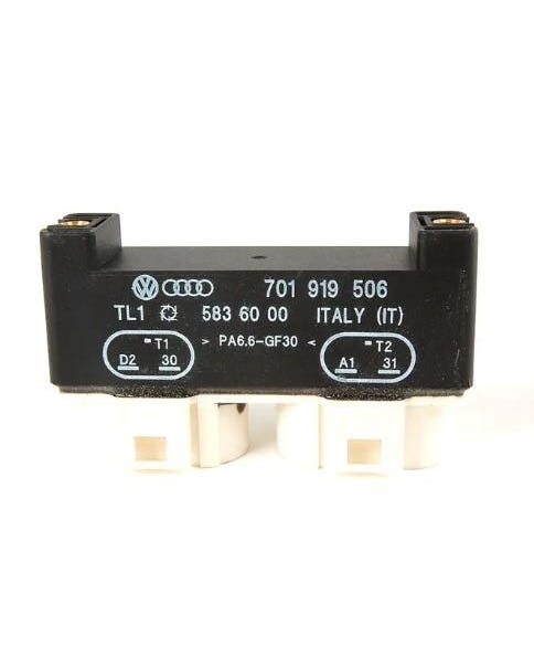 Radiator Cooling Fan Control Unit / Relay, 40A/50A