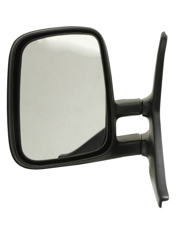 Wing Mirror for Right Hand Drive with Manual Adjustment Left