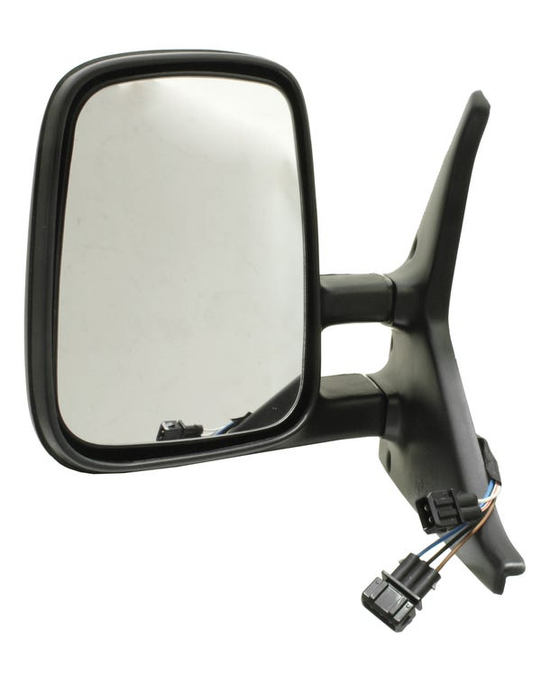 Door Mirror for Right Hand Drive with Electric Adjustment and Heated Mirror Left