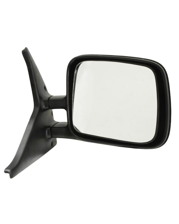 Wing Mirror for Right Hand Drive with Manual Adjustment Right