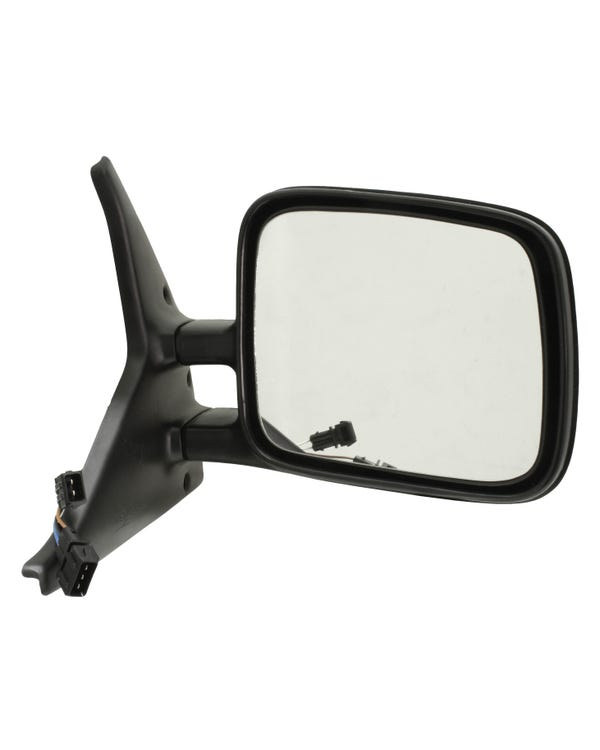 Door Mirror for Right Hand Drive with Electric Adjustment and Heated Mirror Right